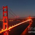 Golden Gate Bridge by Theresa Ramos-DuVon