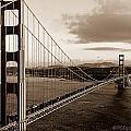 Golden Gate Glory by Preston Fiorletta