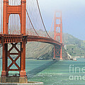 Golden Gate by Steven Bateson