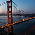 Golden Gate Sunrise by John Daly