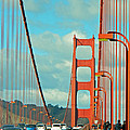 Golden Gate Walkway by Emmy Vickers