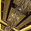 Golden Jewels And Gems - Sparkling Crystal Chandeliers  by Georgia Mizuleva