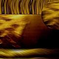 Golden Landscape by Pepita Selles