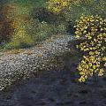 Golden Overhang by Ginny Neece