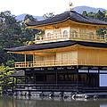 Golden Pavilion Kyoto by Daniel Hagerman
