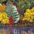 Autumn Tapestry by Margaret Bobb