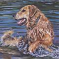 Golden Retriever  by Lee Ann Shepard