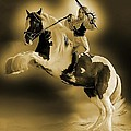 Golden Rider by Jon Volden