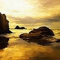 Golden Sands by Wayne Pascall