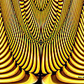 Golden Slings by Rafael Salazar