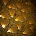 Golden Stonework  by Susan McMenamin