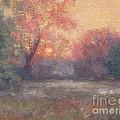 Golden Sunrise - June by Gregory Arnett