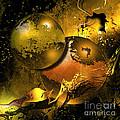 Golden Things by Franziskus Pfleghart