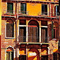 Golden Venice by Ira Shander