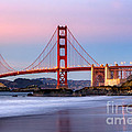 Golen Gate Bridge From Baker Beach by Jerry Fornarotto