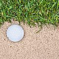 Golf Ball by Joe Belanger