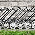 Golf Carts by Tom Gowanlock