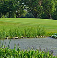 Golf Course Lay Up by Frozen in Time Fine Art Photography