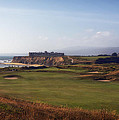 Golf Course On Half Moon Bay by Mountain Dreams