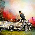 Golf In Gut Laerchehof Germany 03 by Miki De Goodaboom