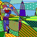 Golf by Randall Henrie