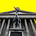 Goma Pop Art Yellow by John Farnan