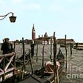 Gondola Dock by Bob Phillips