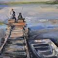 Gone Fishin' by Donna Tuten
