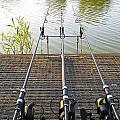 Gone Fishing by David Pyatt