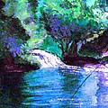 Gone Fishing by Hazel Holland