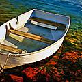 Gone Fishing by Marcia Colelli