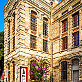 Gonzales County Old Jail Museum - Gonzales Texas by Silvio Ligutti