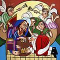 Good And Faithful Servant by Anthony Falbo