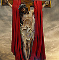 His Ultimate Gift Of Mercy - Jesus Christ by Luther Fine Art