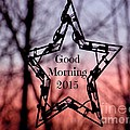 Good Morning 2015 by Jean Wright