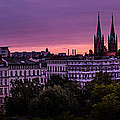 Good Morning Berlin by Hannes Cmarits