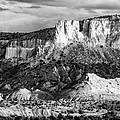 Good Morning Ghost Ranch - Abiquiu New Mexico by Silvio Ligutti