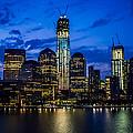 Good Night, New York by Sara Frank