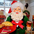 Good Time Santa by Ed Weidman