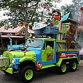 Goofy On Safari by David Nicholls