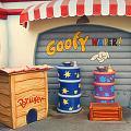 Goofy Water Disneyland Toontown by Thomas Woolworth
