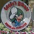 Goofy's Kitchen by M Valeriano