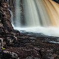 Gooseberry Falls by Joan Wallner