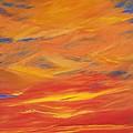 Gooseberry Point Skyfire by Pamela Heward