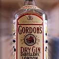 Gordons Dry Gin 1977 by Dragan Kudjerski