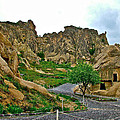 Goreme Open Air Musuem With Six Early Christian Churches In Capp by Ruth Hager