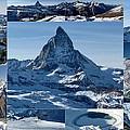 Gorgeous Matterhorn  by Julia Fine Art And Photography