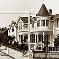 Gosby House Pacific Grove California  Circa 1900 by California Views Archives Mr Pat Hathaway Archives