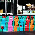 Gossip By Thierry Noir by David Resnikoff