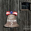 Got Freedom by Karol Livote